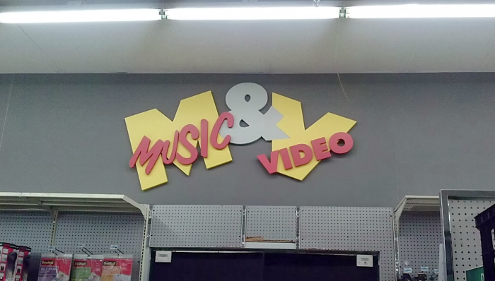 Kmart stopped trying or given up