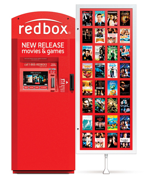 redbox weather targeted promotions - Redbox Christmas Movies
